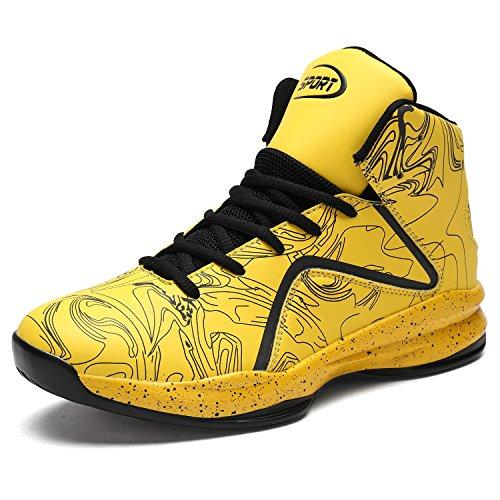 Die Basketball-schuhe Für Jugend (Weweya Herren Basketball Schuhe Sneakers Ausbildung Outdoor Turnschuhe)