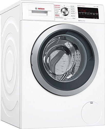 Bosch WVG30443 Serie 6 Waschtrockner / Energieeffizienz A / 7 kg Waschen - 4 kg Trocknen / weiß / VarioTrommel / EcoSilence Drive