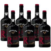 Portwein Offley Ruby - Dessertwein- 6 Flaschen