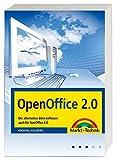 Openoffice.org 2.0, die Office-Alternative, Handbuch mit Software OpenOffice.org 2.0 auf CD-ROM