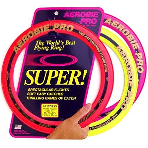Aerobie New 33cm Sprint Flying Ring UK, Orange, 33 cm