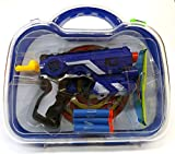 Brigamo 555 - Dartblaster Elite K3 Spielzeugblaster Set inklusive Koffer