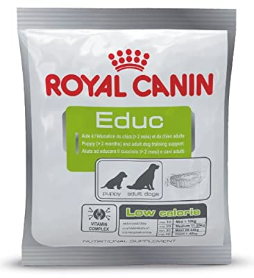 Royal Canin Dog Food Dog Educ Dry Mix 50 g (Pack of 30)