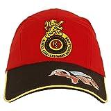 #4: Royal Chellengers Banglore RCB unisex cap for fans