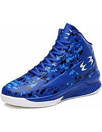 Hommes Respirant Basketball Sneakers 2017 Automne Hiver Anti-dérapant Chaussures De Sport Camouflage En Plein Air Chaussures De Course