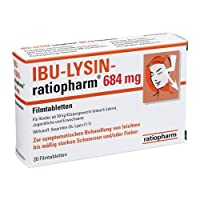 Ratiopharm Ibu-Lysin Tabletten