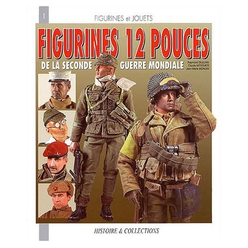 La seconde guerre mondiale et les figurines de grande taille