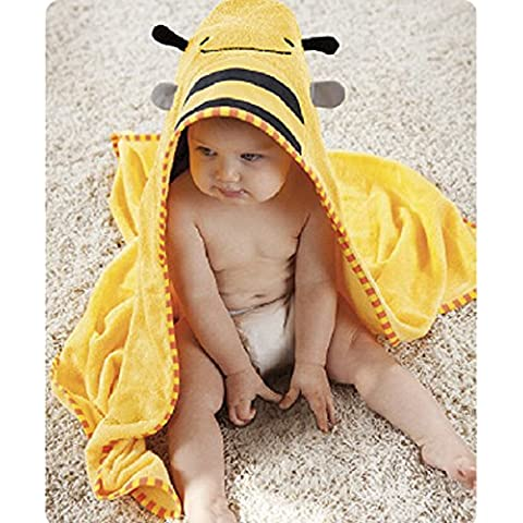 Albornoz salida de baño animales para bebé–Robe de cámara animales