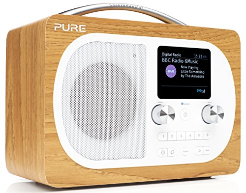Pure Evoke H4 Radio DAB+ Digitalradio