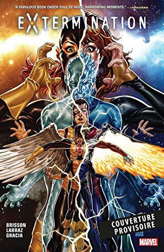 X-Men (fresh start) Nº8