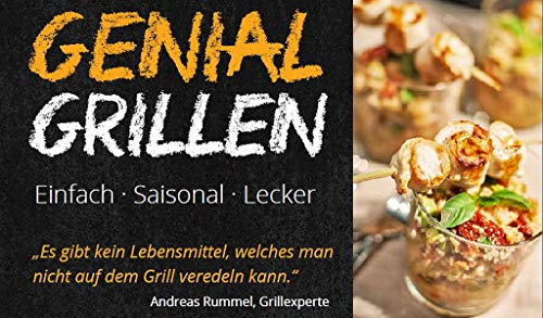 Genial Grillen – Grillrezepte als eBook