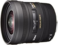 Sigma 6030806 - Objetivo para Canon (distancia focal fija 4mm, ojo de pe...