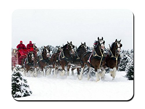 budweiser-clydesdales-9-x-7-mouse-pad