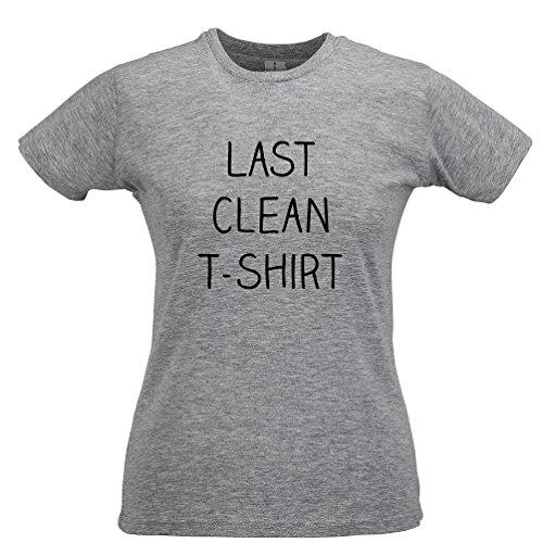 Ultima pulitura Garment I Woke Up Ti piace questo slogan stampato Citazione T-Shirt Da Donna White