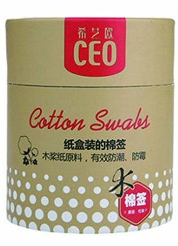 Applicateurs à cartouche coton Coton-tige Coton Bud / 200pcs