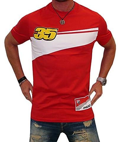 Ducati T-Shirt Herren Race (M)