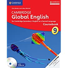 Cambridge Global English Stage 9 Coursebook with Audio CD: for Cambridge Secondary 1 English as a Second Language (Cambridge International Examinations)