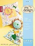 my design Kinderkissen Leo: Kinderkissen Leo mit Schnuffeltuch