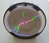 LED Dekoleuchten Partyleuchte, batteriebetrieben, Blitzeffekt Dekobeleuchtung für Innen (1x D7cm)