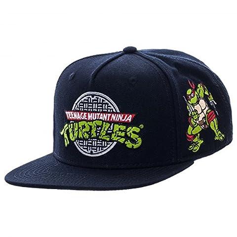 Baseball Cap - TMNT - Full Color Omni Snapback New sb3l4ftmt