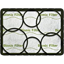 20 Staubbeutel+Hepa+Motorschutzfilter für Siemens Z3.0 bionic filter VSZ32215