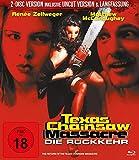 Texas Chainsaw Massacre: Die Rückkehr inkl. Uncut Version & Langfassung  (+ DVD) [Blu-ray]