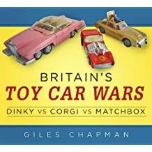 Britain's Toy Car Wars: Dinky vs Corgi vs Matchbox