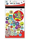 Anker-Kids Create Kunst und Handwerk Aufkleber Buch, Kunststoff, Farbe sortiert, 1500Teile
