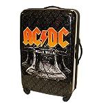 großer Koffer - Größe 76 cm - ACDC - unzerbrechlich und leicht -4 Räder