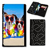 Book-Style Flip Case Photo Skin Case Cover For Phicomm