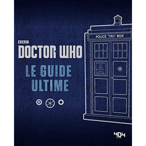 Doctor Who - Le Guide ultime