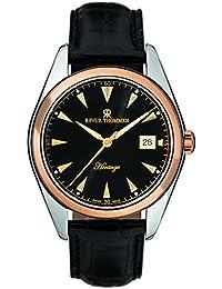 Revue Thommen–Heritage–Reloj de pulsera analógico automático para hombre piel 21010.2557