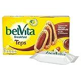 Belvita Breakfast TOPS Choco Hazelnut(5 x 50g) 250g - Frühstückskekse