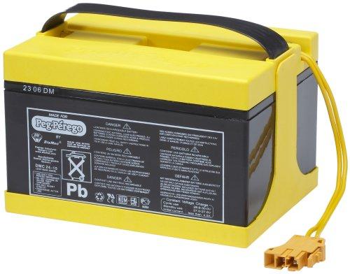 Preisvergleich Produktbild Peg Perego KB0018 - Batterie 24V 15Ah für 24V Fahrzeuge
