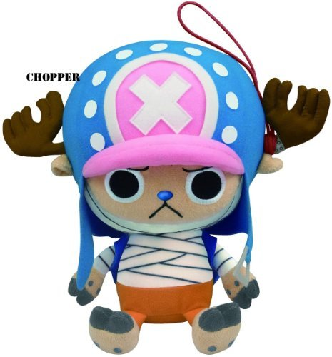 "One Piece most lottery - ""punk hazard\"" Hen ~ E Award chopper stuffed ONE PIECE ~ one piece (japan import)"
