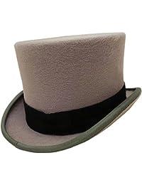 Christys London Topper Grey Ascot Fine Wool Top Hat MRRP 215 Wedding Races
