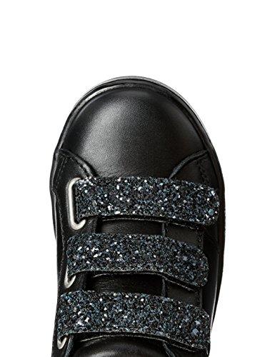 RED WAGON Mädchen Sneaker mit Pailletten Mehrfarbig (Black With Iris Sequins)