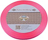 Country Brook design 3/20,3cm Hot Pink Heavy in nylon, 18,3m