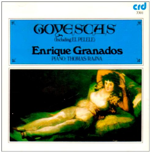 Granados - Piano Works, Vol. 1 [Audio CD] Granados, Enrique; Rajna, Thomas