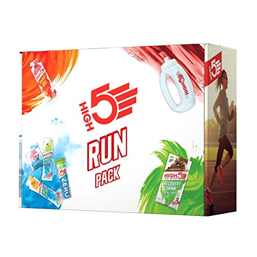 High5 High5 Pack De Correr - Selección De Productos De Recuperación De Energía E Hidratación Deportiva Para Correr 700 g