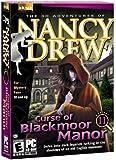Nancy Drew Curse of Blackmoor Manor (PC CD)