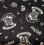 Harry Potter Stoff, 100% Baumwolle VISF54 HARRY POTTER -