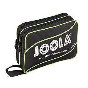 JOOLA Doppelhülle Safe 13, schwarz-grün