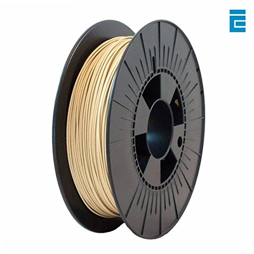 ICE Filaments ICEFIL3WOO209 WOOD filamento, 2.85mm, 0.5 kg, Marvelous Maple