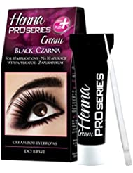 Verona Henna Cream for Eyebrows and Lashes - Black
