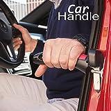 Car Handle. Le ton nouveau confortable Support pour entrer et sortir de la voiture de manière autonome et en toute sécurité. Poignée Soutien pour automobile voiture Crochet de support idéal pour personnes âgées ou personnes avec problèmes de mobilité-