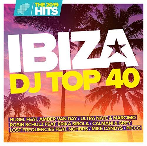Preisvergleich Produktbild Ibiza DJ Top 40-the Hits 2019