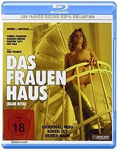 BD * BR Das Frauenhaus - Blue Rita (Goya Collection) [Blu-ray] [Import allemand]