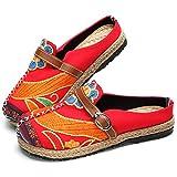 gracosy Alpargatas Zapatos de Mujer Caminando...
