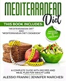 MEDITERRANEAN DIET: A complete guide with recipes and meal plan for weight loss (English Edition)